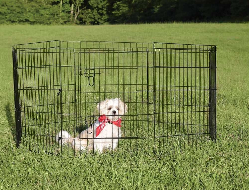 Ohrádka pro štěňata