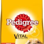 Granule Pedigree Vital Protection s hovězím a drůbežím - recenze a zkušenosti