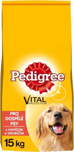 Pedigree Vital Protection granule s Hovězím a drůbežím